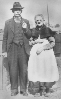 William Henry and Dorothy Davison